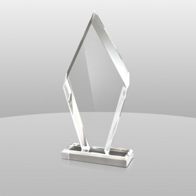 Reverse Bevel Arrowhead Award
